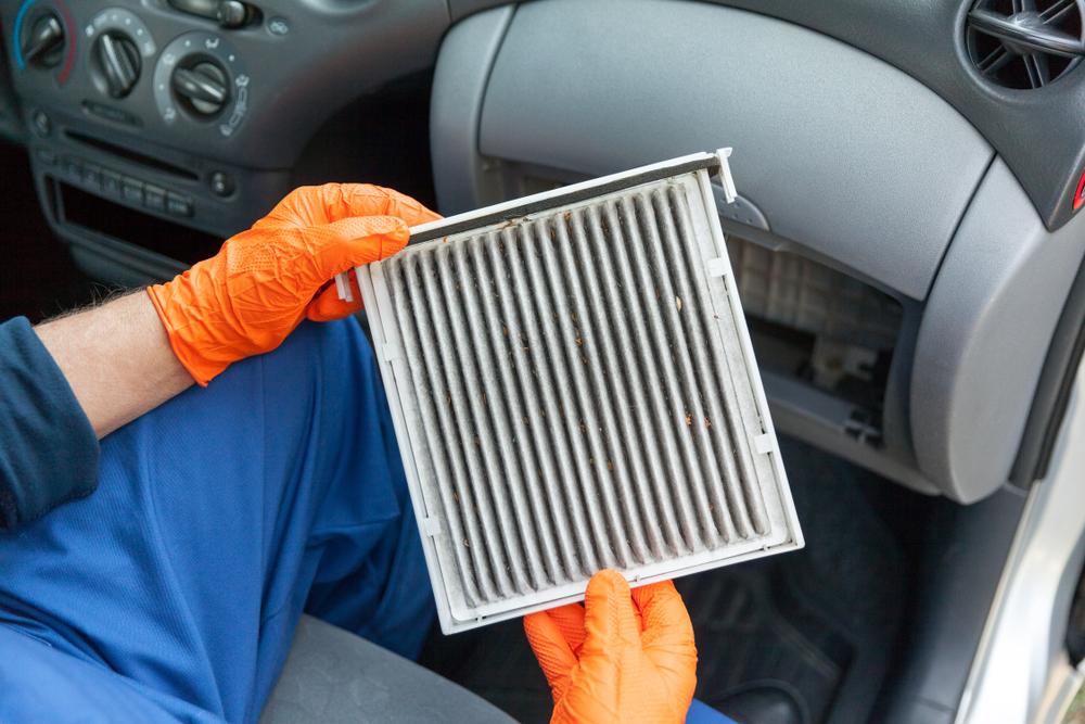 エアコンフィルターを清潔に保つことも大切