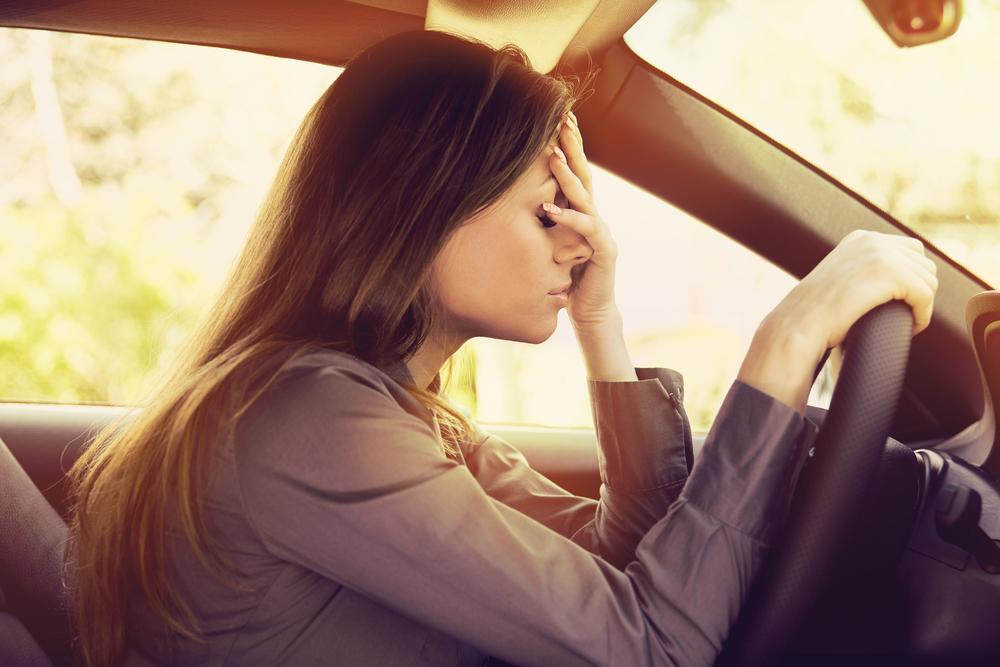 車内温度>外気温の場合のカーエアコンの使い方