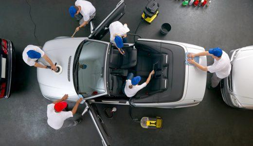 自分でできる!車内の清掃方法を一挙ご紹介します