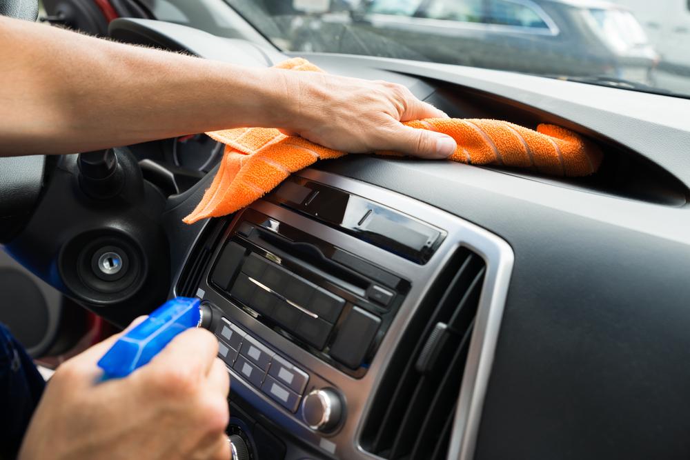 車内の清掃方法を一挙ご紹介