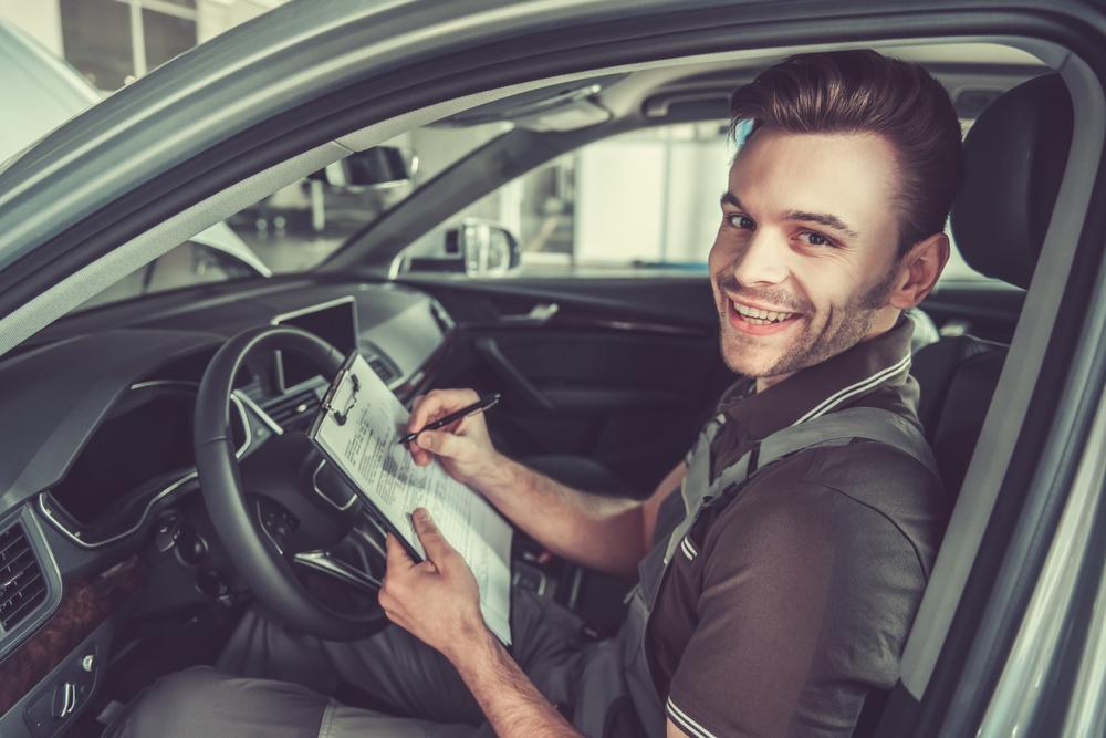 車を掃除する頻度
