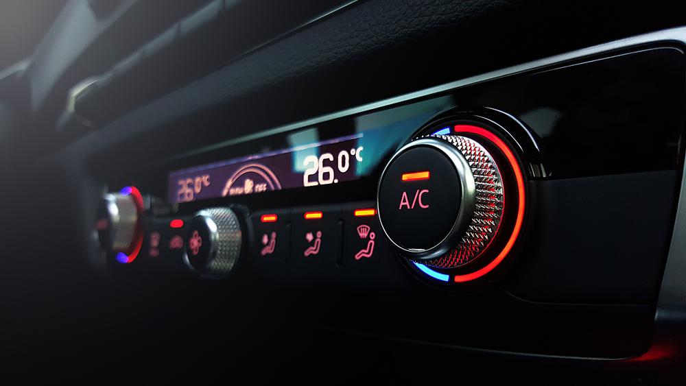 車の暖房時にA/Cを使う必要性はある?
