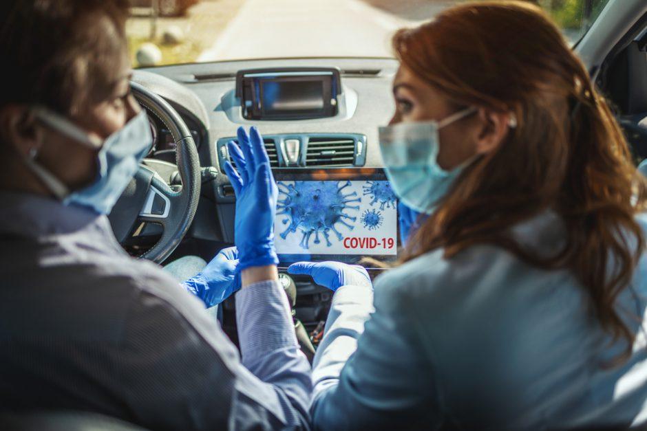 コロナ対策のための車内の換気方法!リスクを最小にするには?