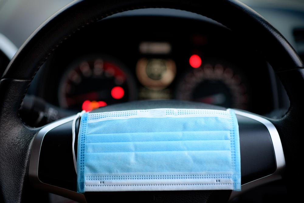 車内に菌を入れないために注意したいこと
