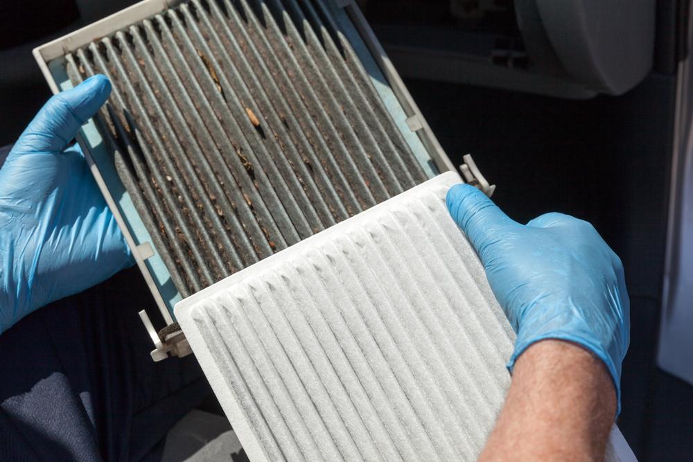 花粉の徹底対策にはカーエアコンの洗浄が効果的