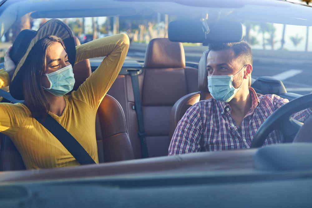 車内の3密を回避する5つのポイント