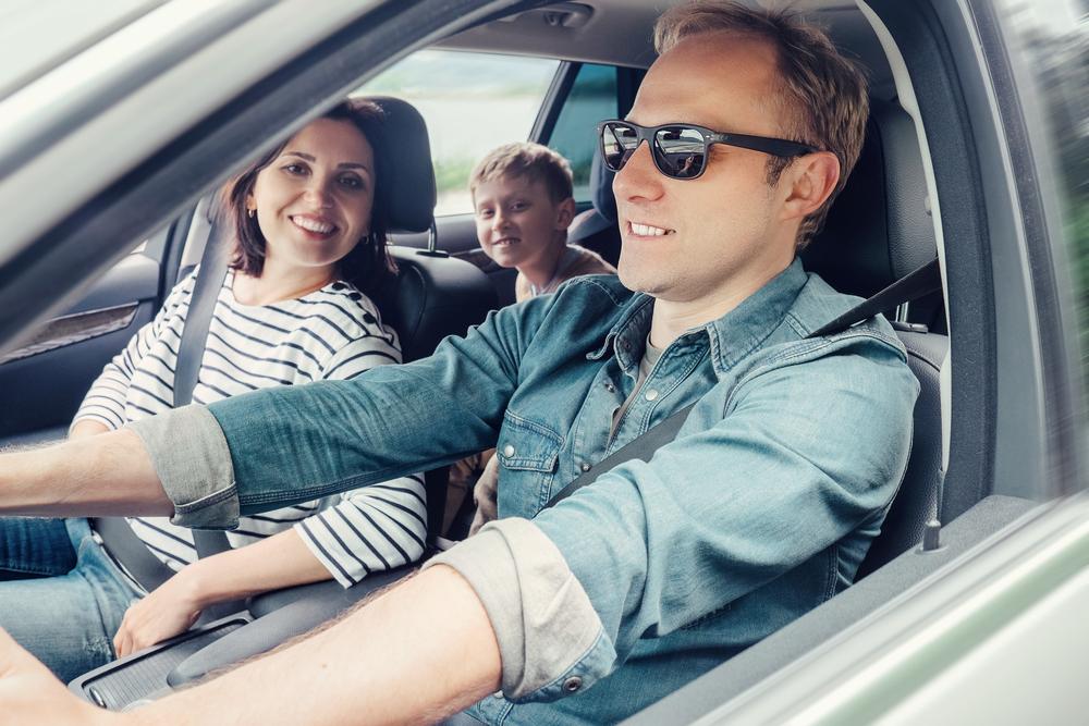 残暑中も快適な車内空間を作るために