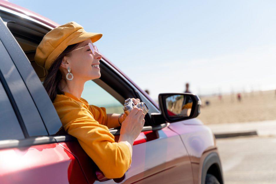 ドライブを安全に楽しむための車のコロナ対策