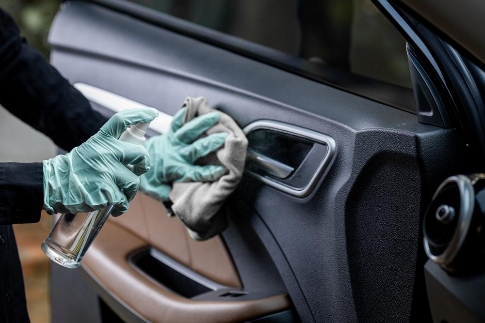 ドライブ前にリスクを軽減する車のコロナ対策