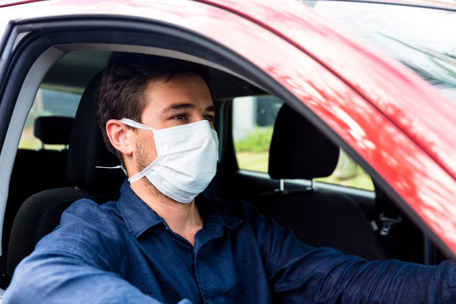 コロナ禍での車のエアコンの使い方と感染予防対策