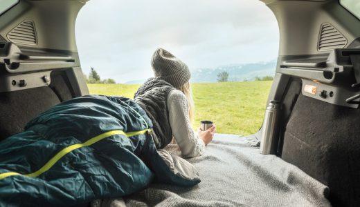 冬の車中泊の暖房の注意点と防寒対策のポイントについてご紹介