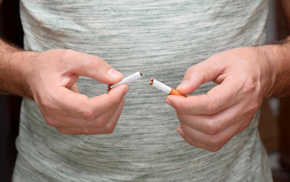 愛煙家には辛い時代