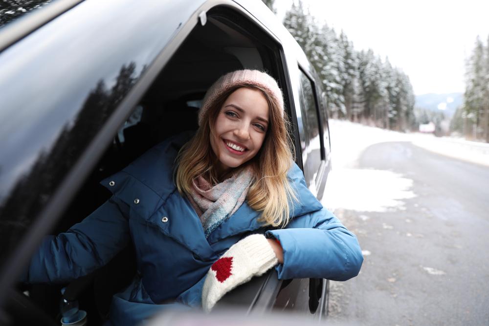 冬の車内で快適に過ごすための寒さ対策