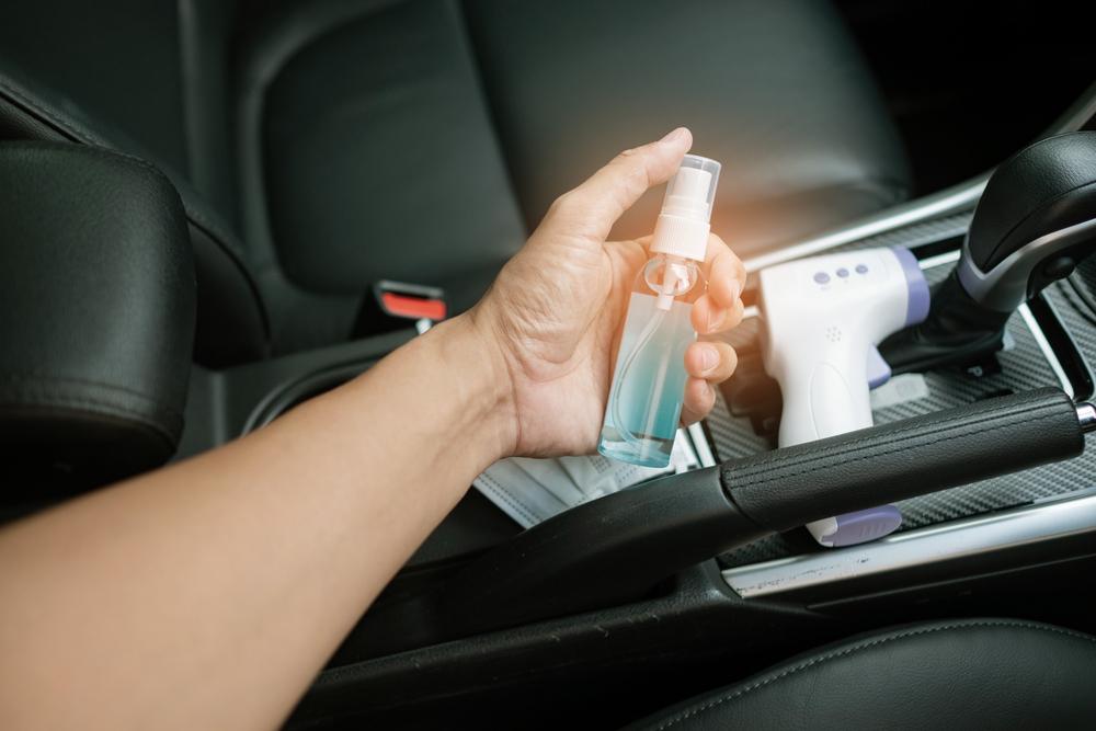複数人で車移動する場合のコロナ対策