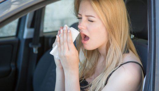 車の花粉対策はエアコンまで徹底的に!花粉の時期も快適な車内空間を作るポイント