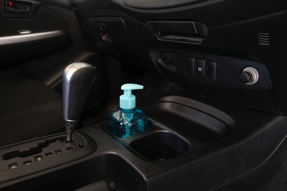 車内のコロナ対策で使えるグッズ