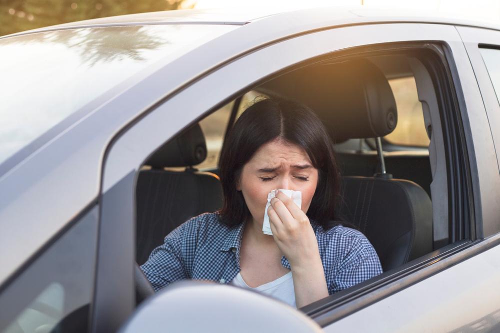 車の花粉症対策のやり方を解説