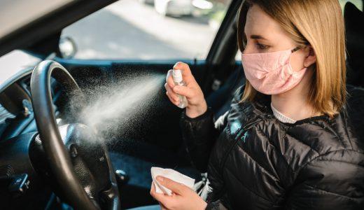 コロナ対策で行いたい車の消毒方法を徹底解説