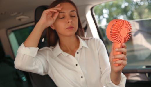 車の熱中症対策と快適な車内づくりのために知っておきたいエアコンメンテナンス