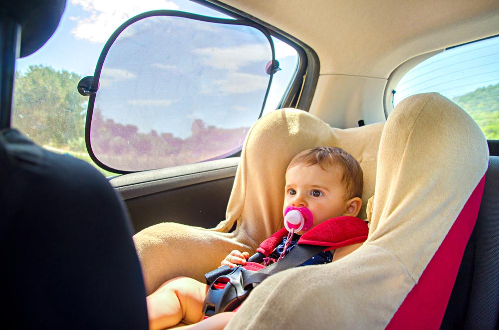 夏の車内が暑くならないようにする対策