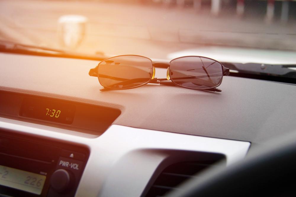 車内でも紫外線には十分注意